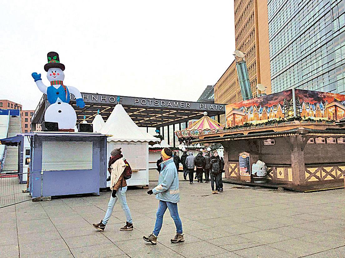 德聖誕市集遭攻擊 全歐進入警戒
