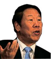 前中共央行行長戴相龍
