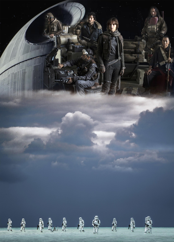 《俠盜一號:星球大戰外傳》 團隊精神振奮人心