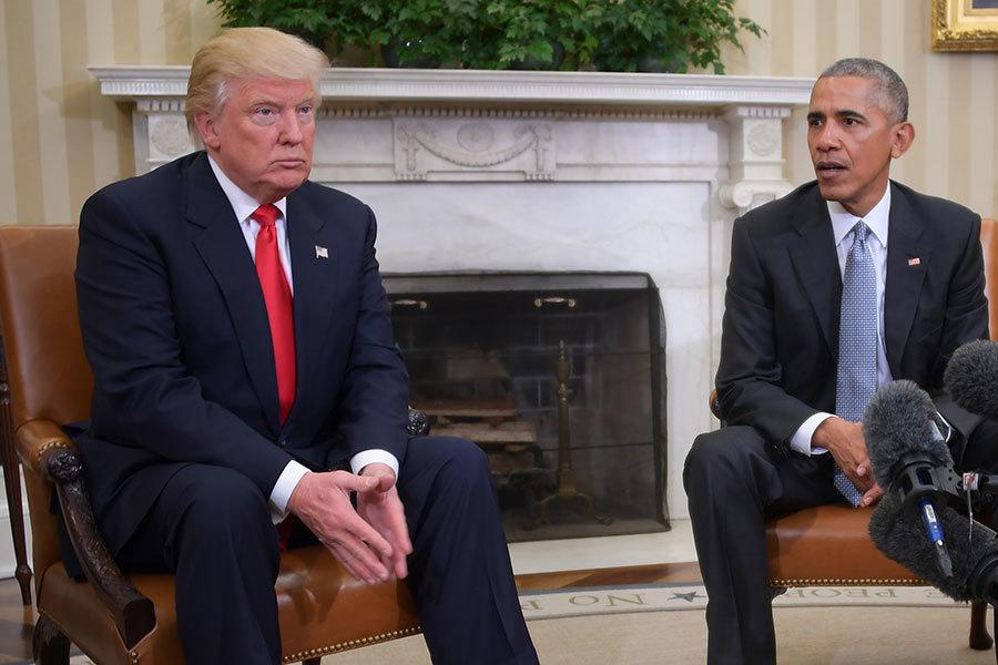 特朗普要清理多少奧巴馬留下的政治「遺產」