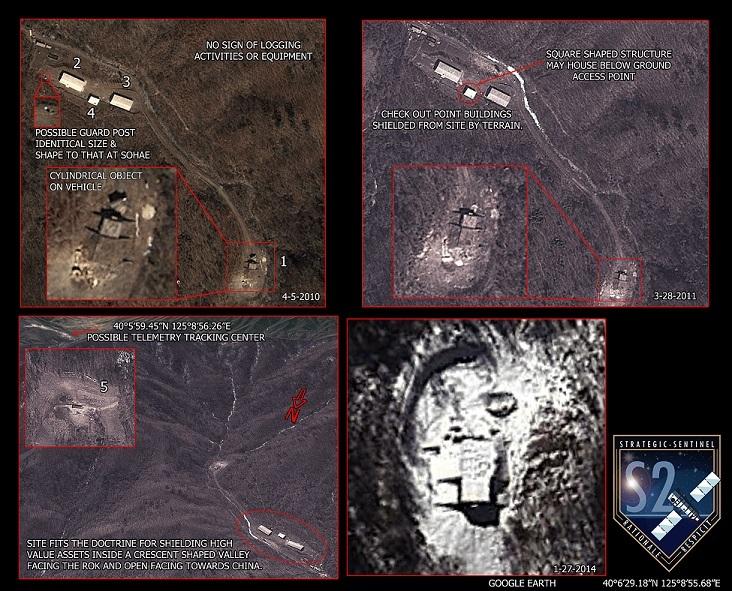美疑發現北韓新導彈基地 與疑似核設施同址
