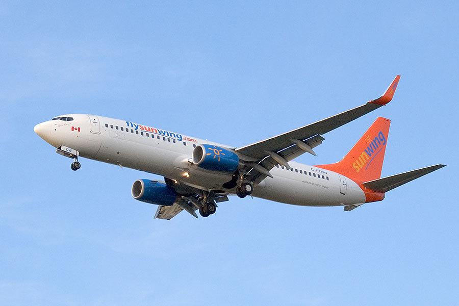 加拿大機師爛醉機艙內被捕 逾百人險陪葬
