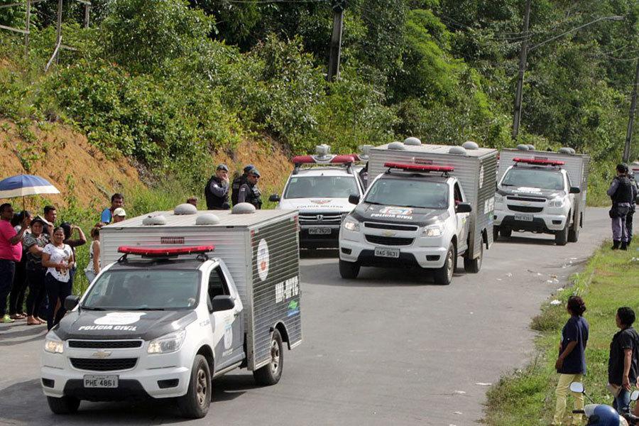 巴西監獄血腥暴動至少六十死 多人被斬首肢解