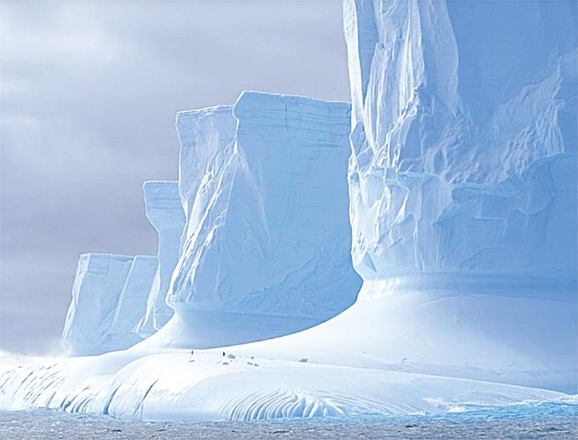 南極地下「異 物」是UFO基地?