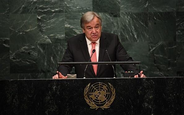 聯合國秘書長展望 全球面臨三大挑戰