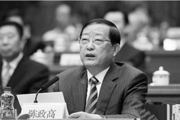 遼寧經濟數據造假 前省長陳政高處境不妙