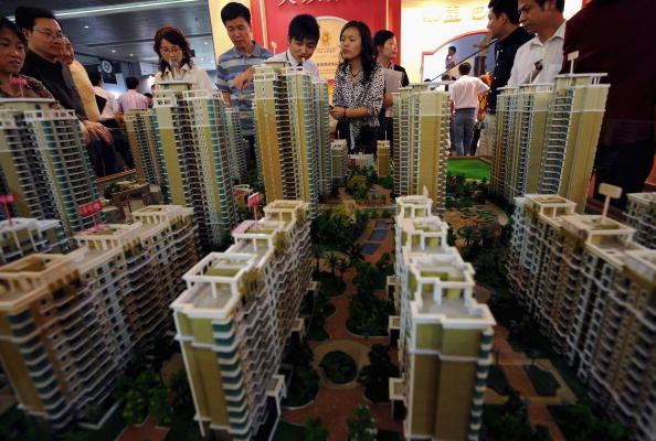 中共地方政府有表態 今年樓市調控或更嚴