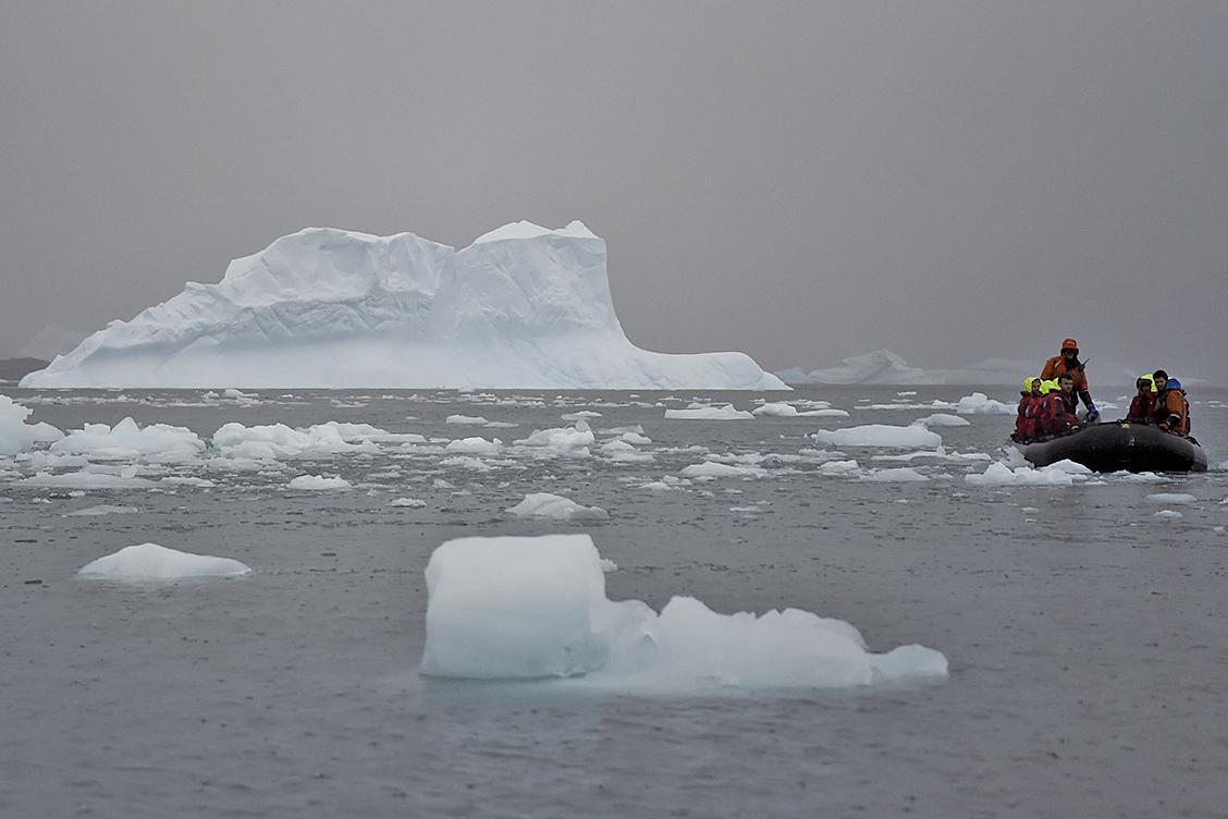 中國遊客逃離陰霾想去冰島「洗肺」