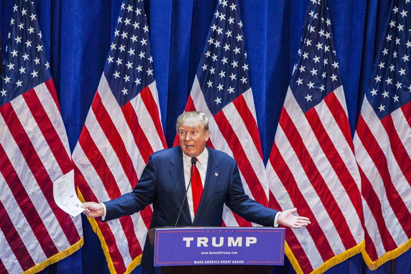專訪鞏勝利:特朗普就職演說暗批中共