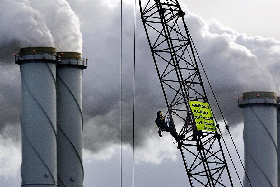 環保使命當前 荷蘭燃煤電站何去何從