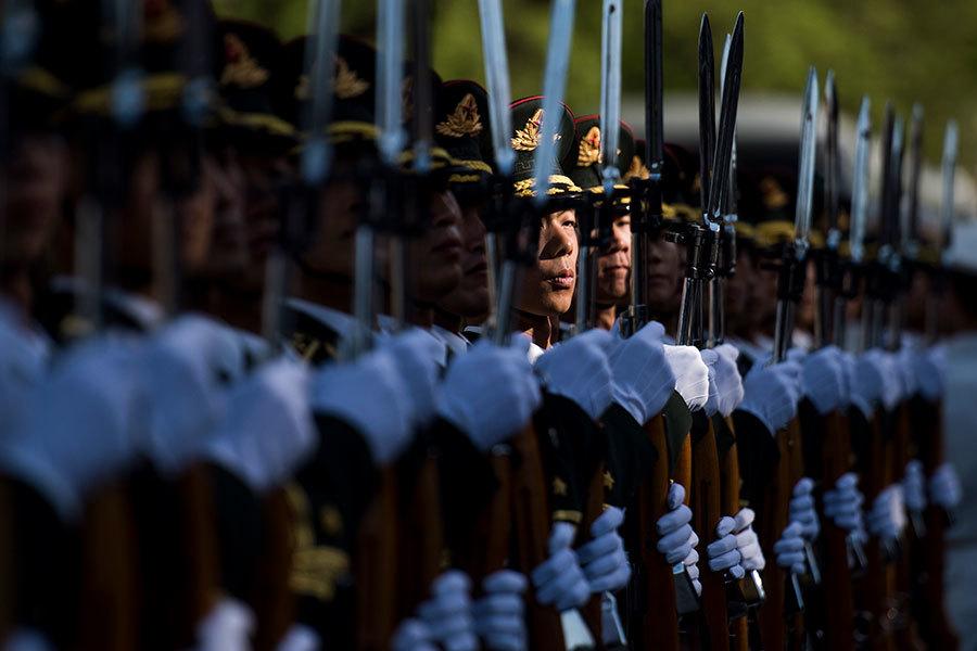 武警高層異動頻繁 江澤民「私家軍」被清洗