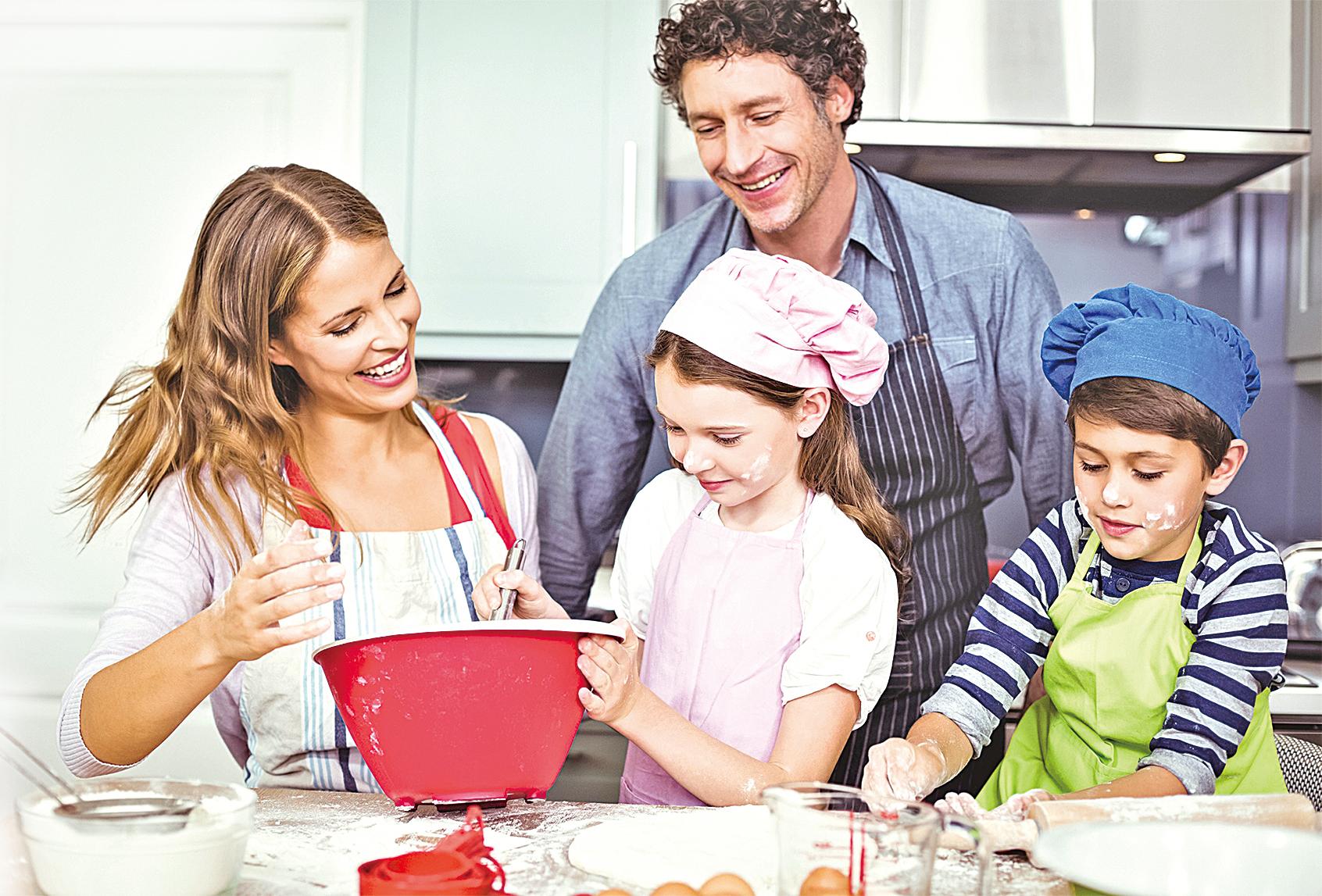 教孩子做家事