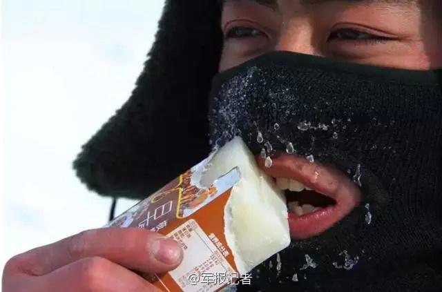士兵「啃牛奶」 中共軍網洩後勤保障秘密