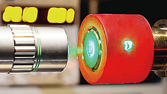 未來或用作超導體美國科學家高壓製成金屬氫