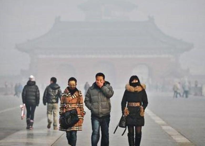 PM2.5可致老年癡呆 美再發現陰霾傷人證據