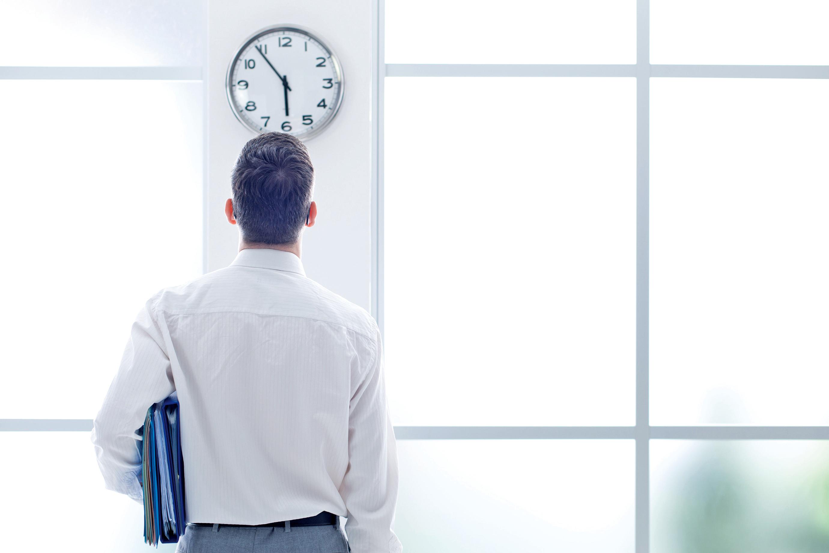 職場上 如何掌握時間