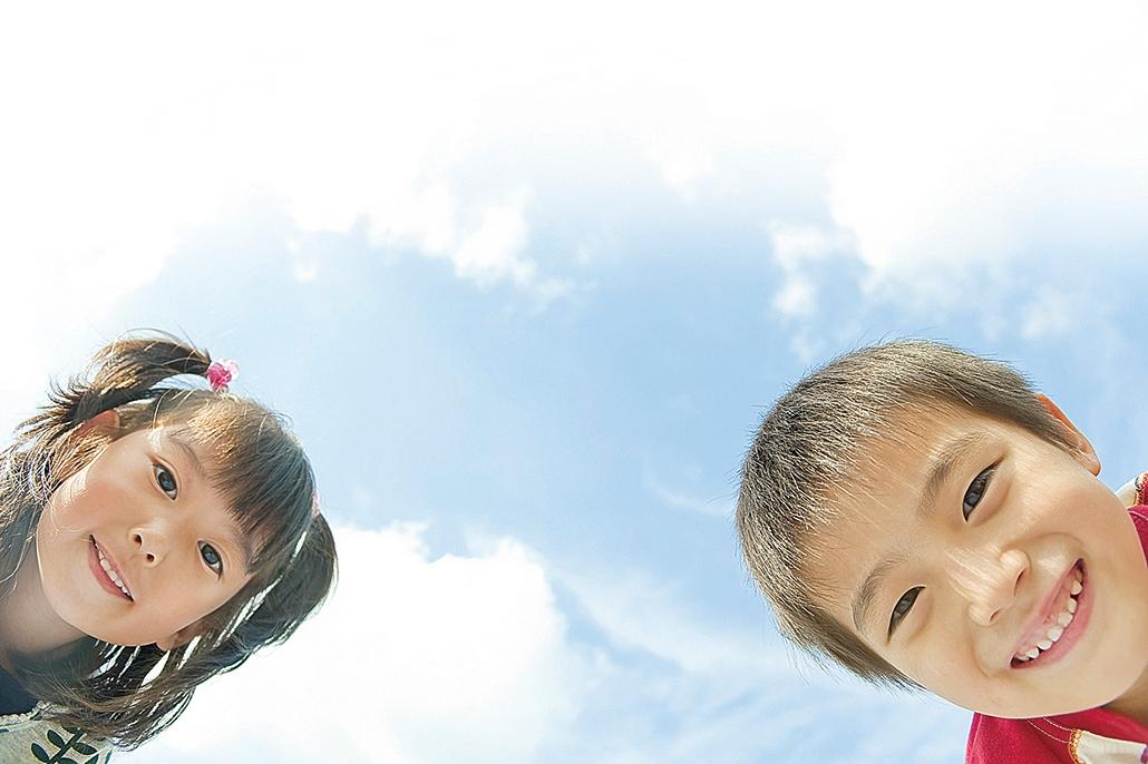 孩子是神的使者