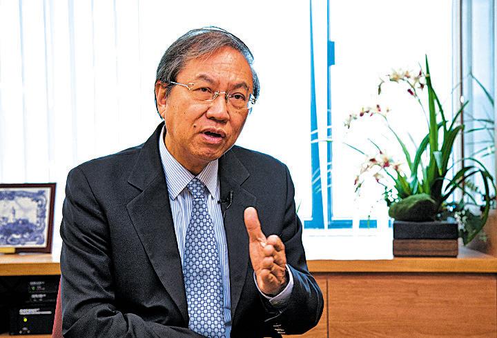 城市大學前政治學系講座教授鄭宇碩 (大紀元資料圖片)