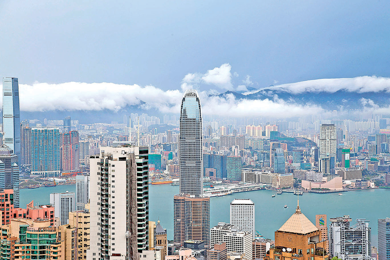 香港蟬聯最自由經濟體