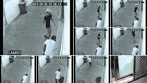 大紀元印刷廠被襲無人被捕   (大紀元資料圖片)