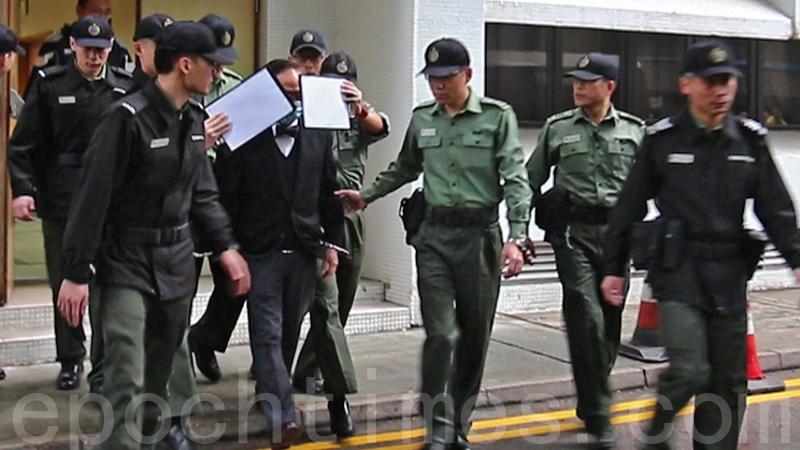 歷來入獄最高官 曾蔭權囚20月