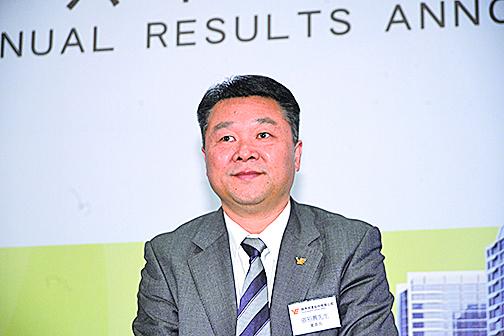 越秀地產今年銷售目標330億人幣