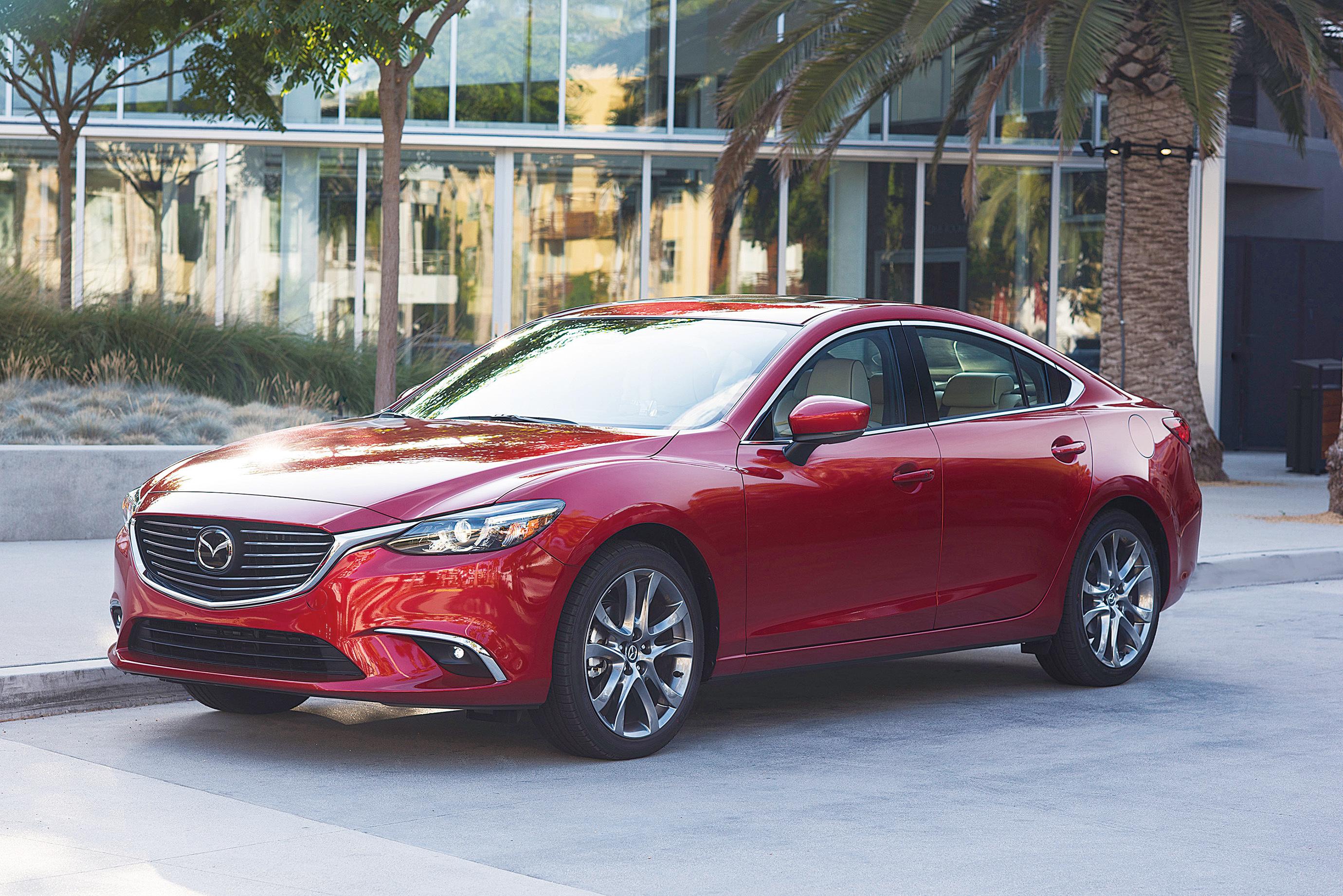 減少離心 2017 Mazda 6 GT