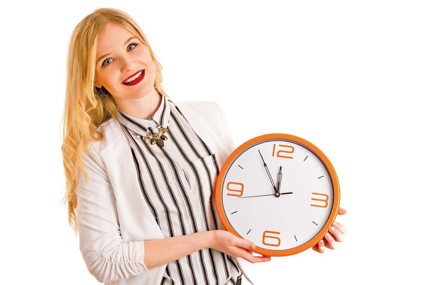 每周工作多少小時才健康?