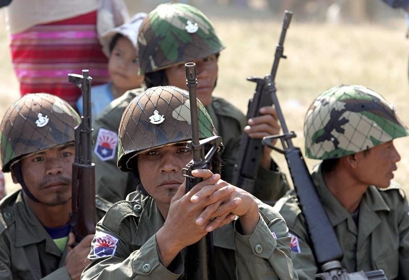 中緬邊境緬北撣邦再起衝突 至少三十死