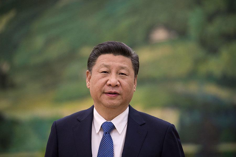 習近平當選貴州「十九大」代表 不再代表上海