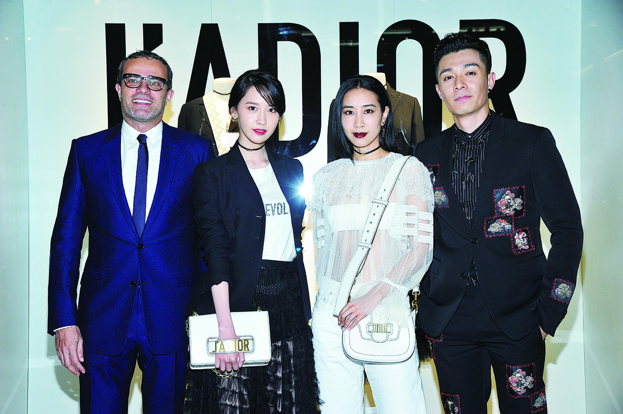 Christian Dior 2017春夏成衣系列香港閃亮登場