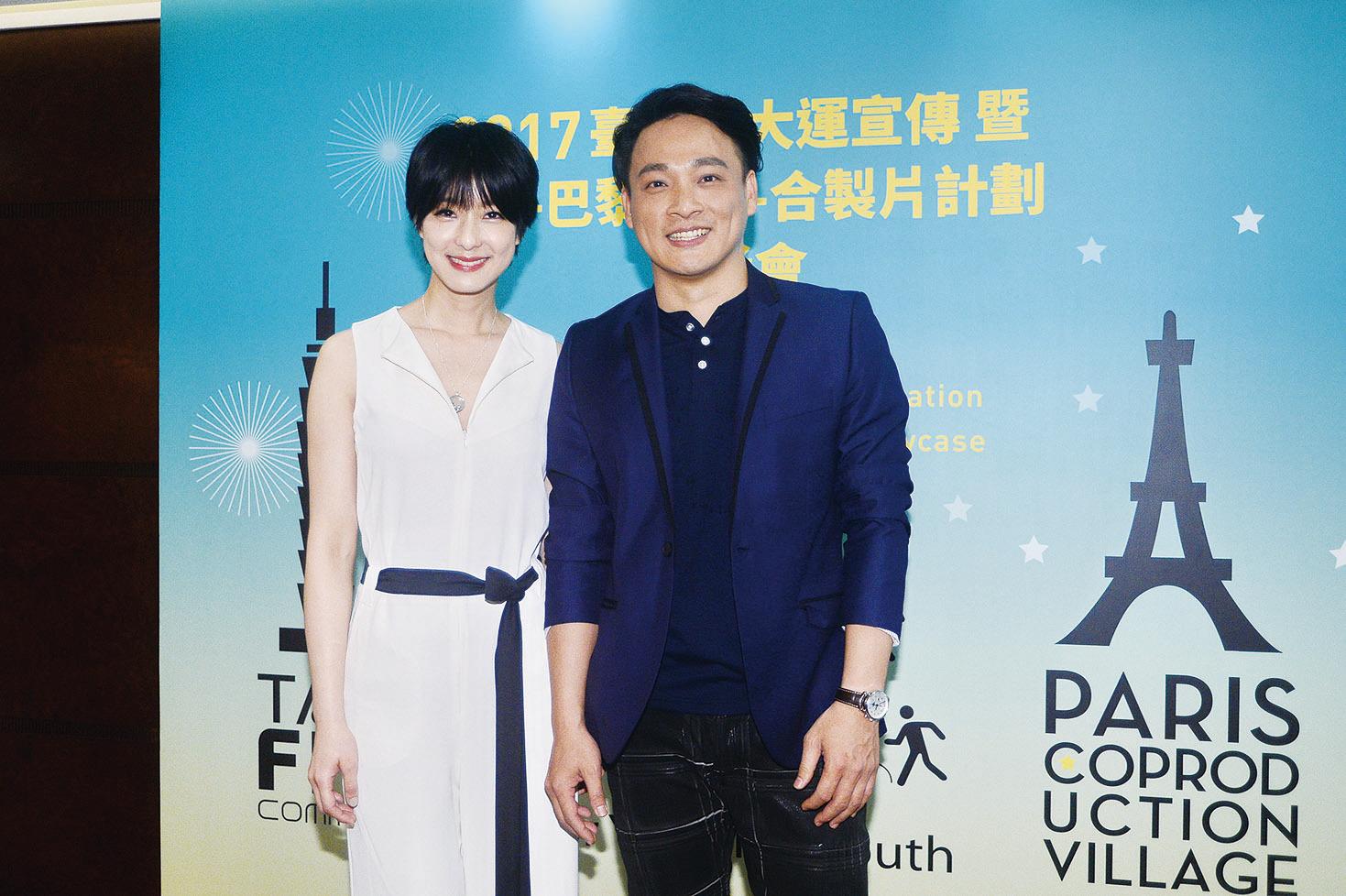 賴雅妍期待再過電影癮   東明相為演戲「拼了」