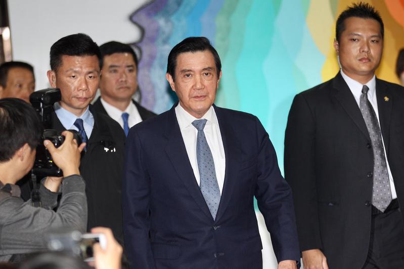 馬英九被控洩密誹謗罪 一審判無罪