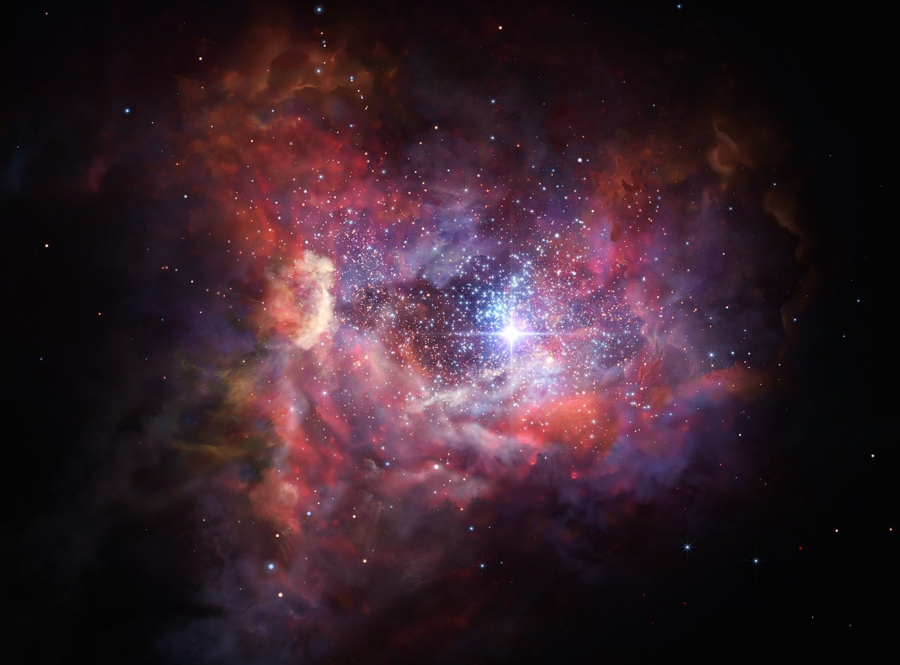 人類發現迄今最古老星系 其中早已大爆炸