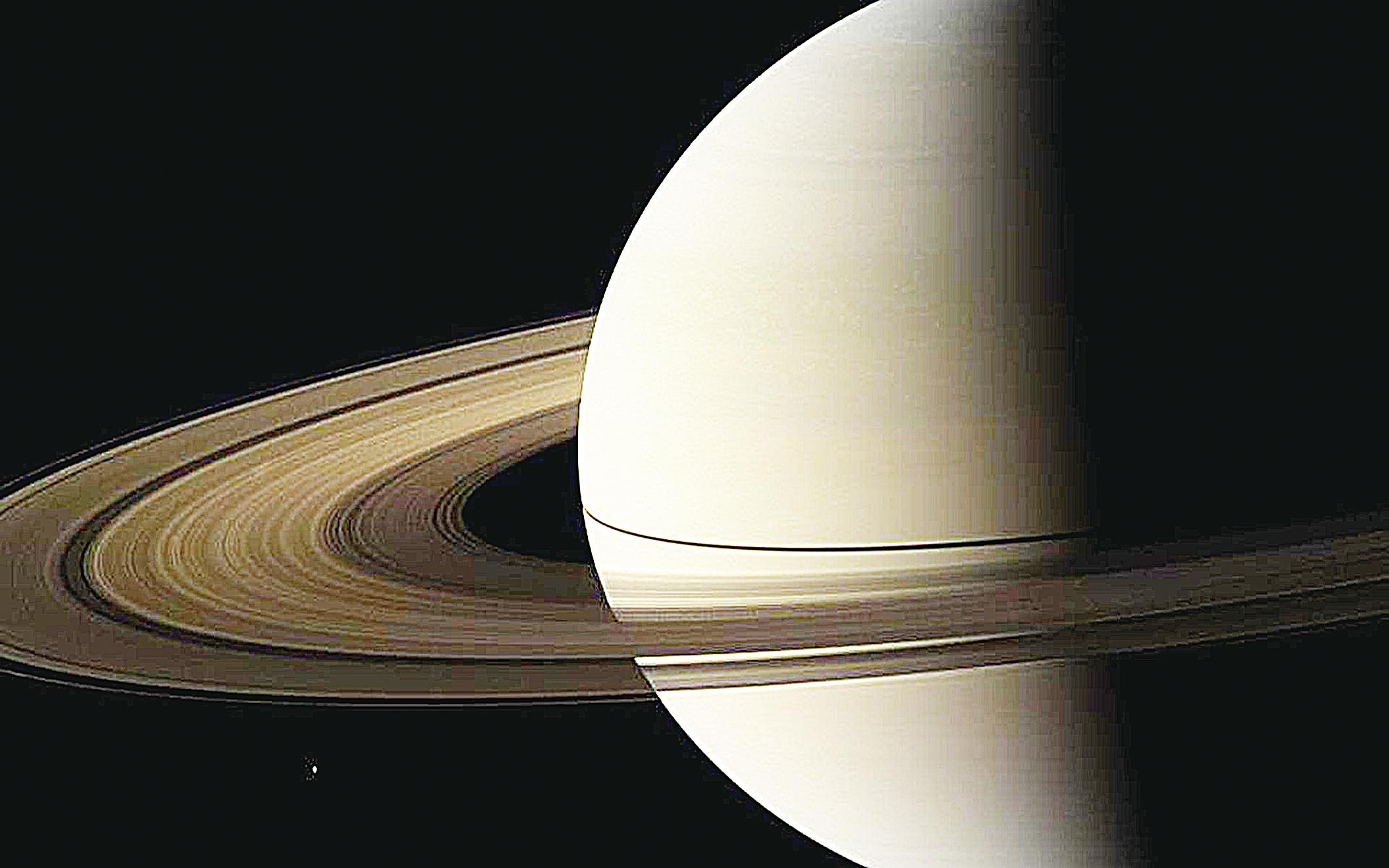 飛碟形衛星凸顯天體神秘莫測