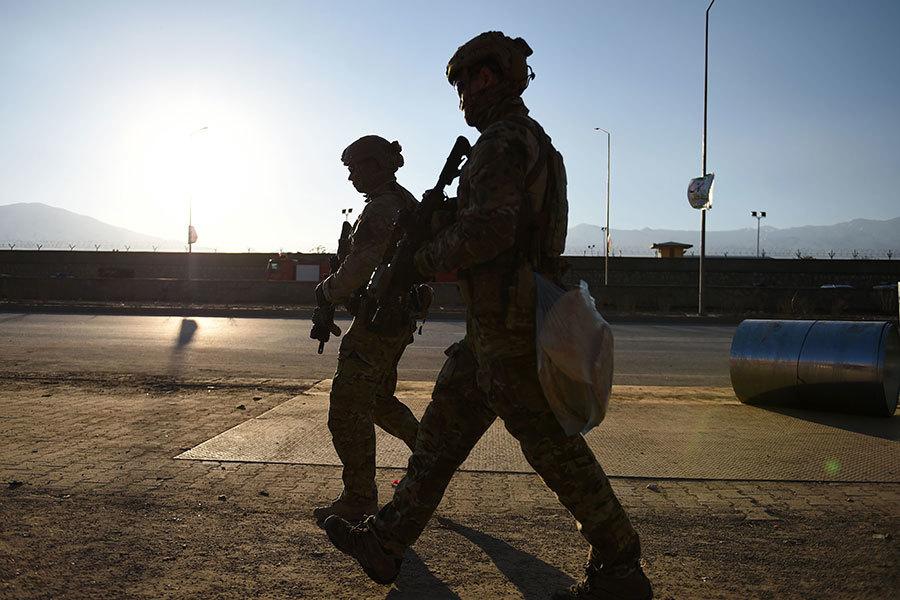 阿富汗士兵開槍 射傷三名美國軍人