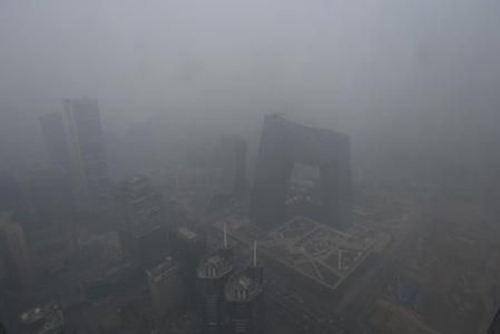 重度霾再襲京城 京津冀企業仍繼續排污