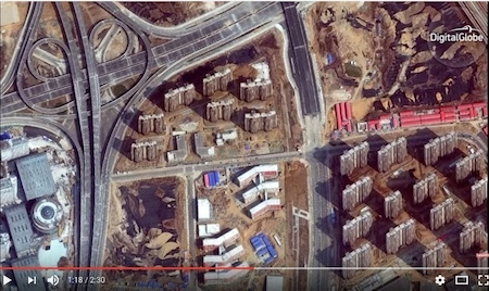 一片陰森淒涼 美媒清晰圖揭秘中國鬼城