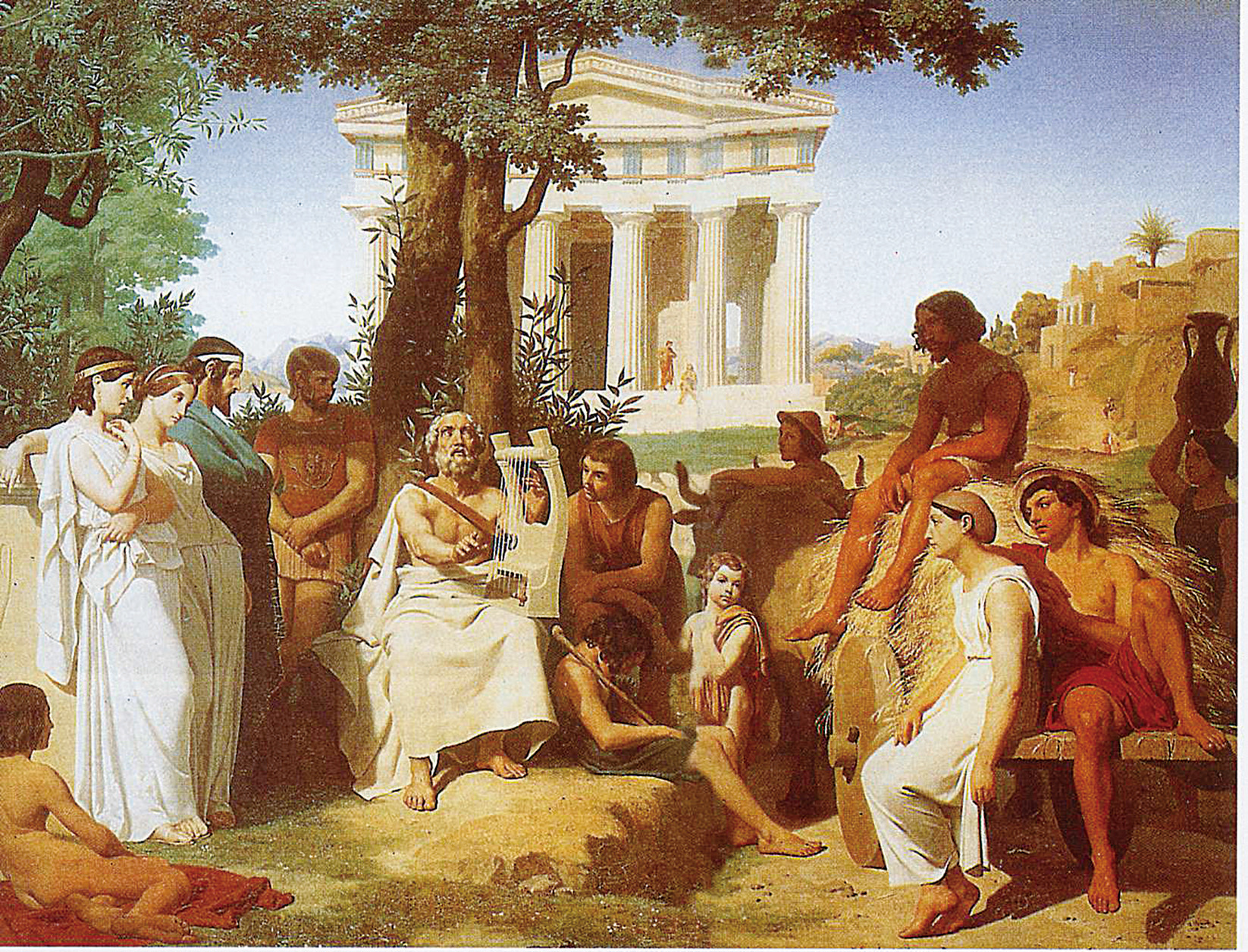考古挖掘證實了 《荷馬史詩》的真實性