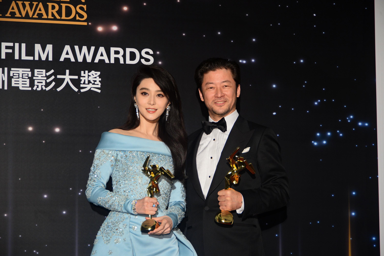 第11屆亞洲電影大獎得獎者名單