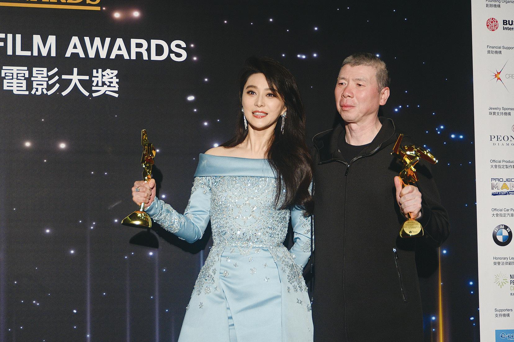 亞洲電影大獎  馮小剛成大贏家
