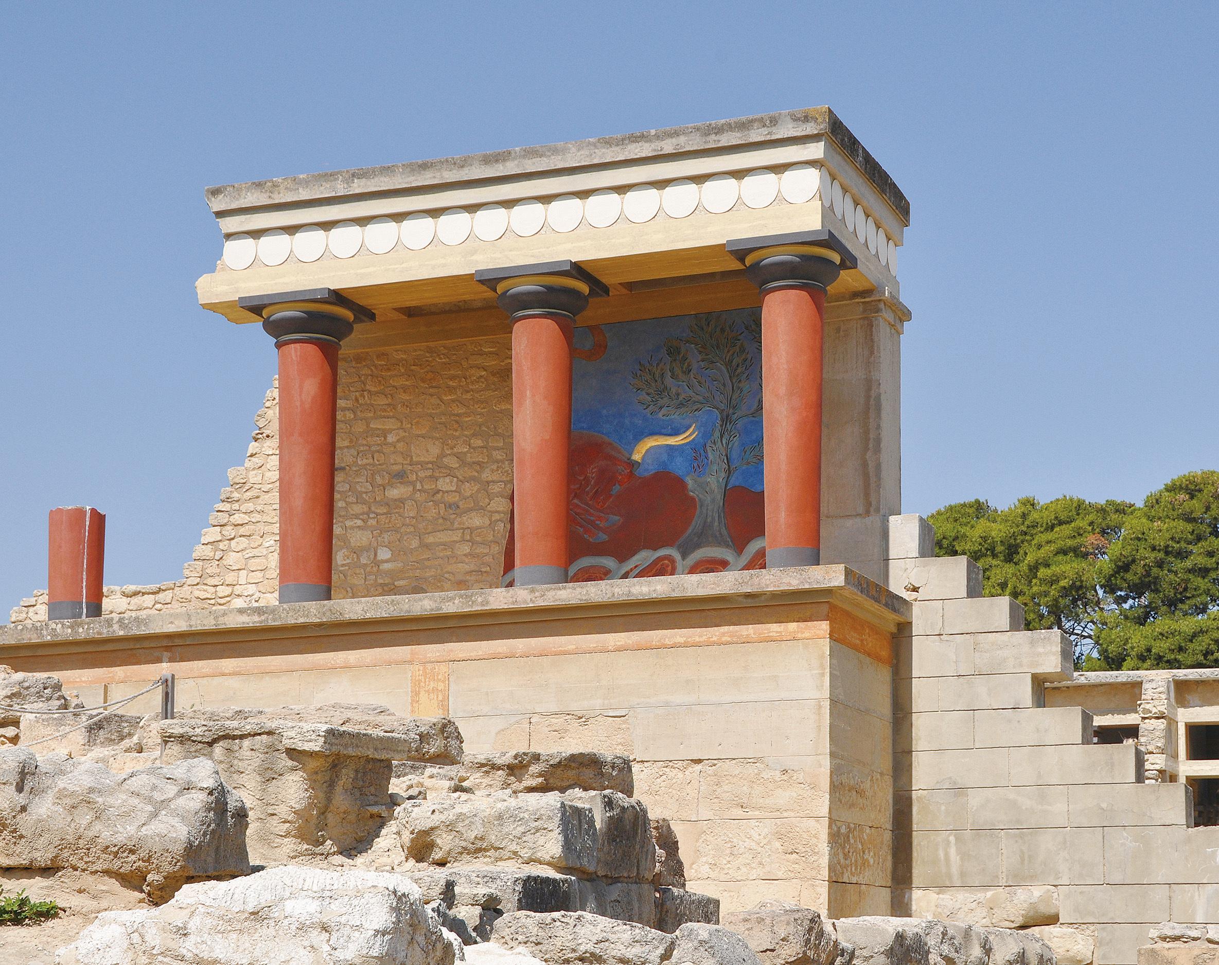 發現米諾斯王宮