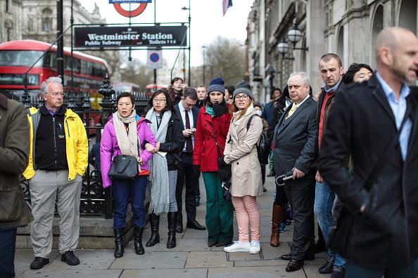 組圖:倫敦恐襲 中國遊客有驚無險
