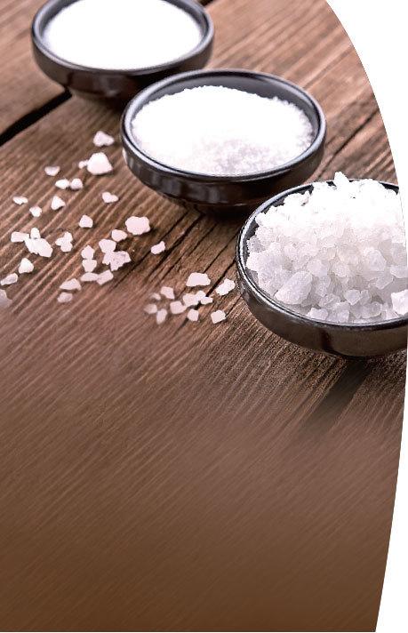 海鹽的 9種美顏妙用