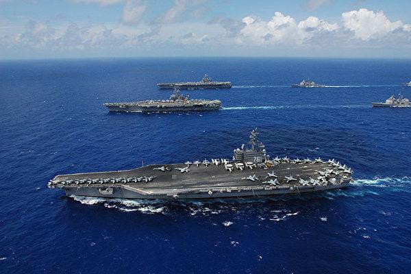 核危機惡化 美三航母打擊群將壓境北韓
