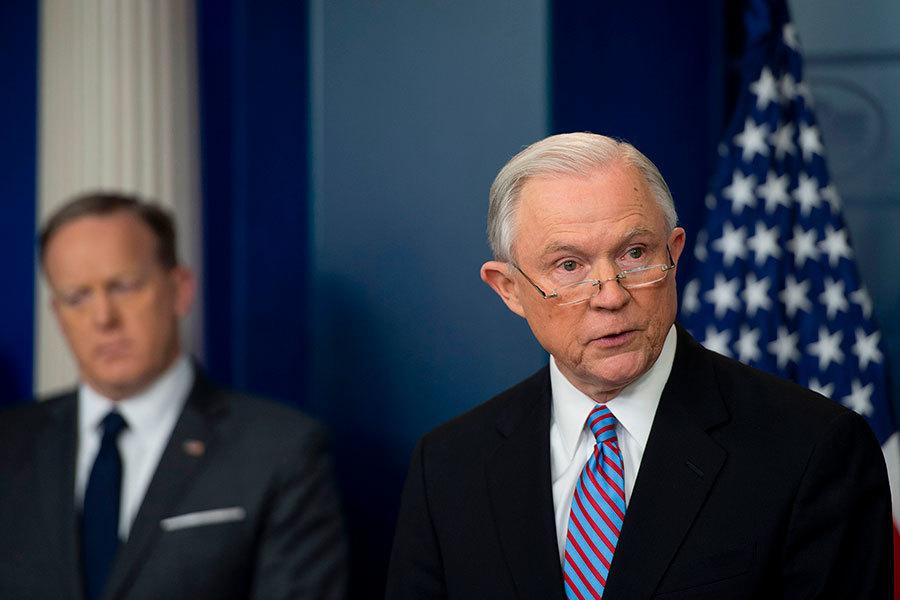 美司法部政策趨強硬 可在法院逮捕非法移民