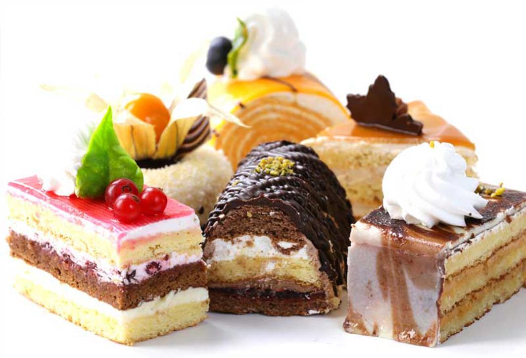 別人請吃甜點怕胖最好自己盛裝