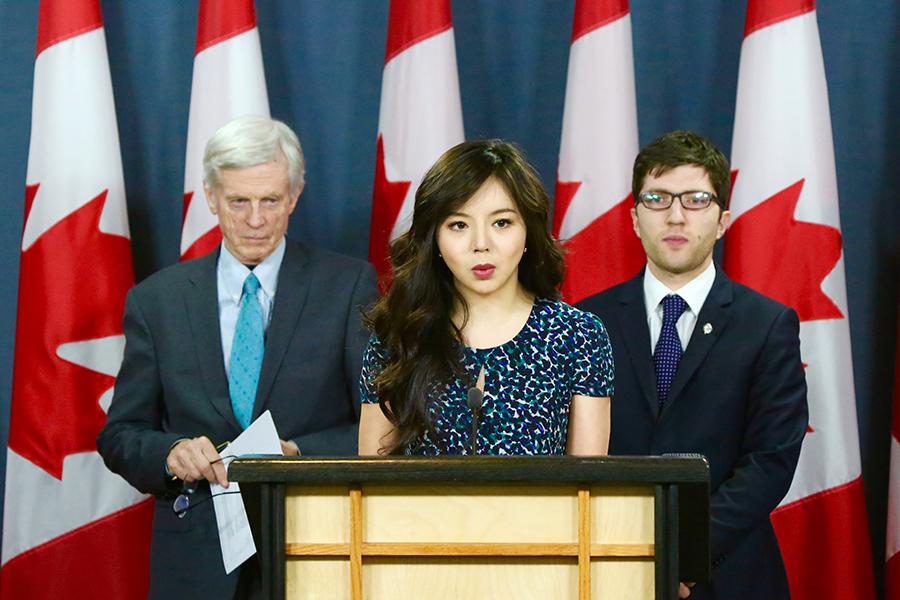 加拿大議員再推打擊強摘器官法案