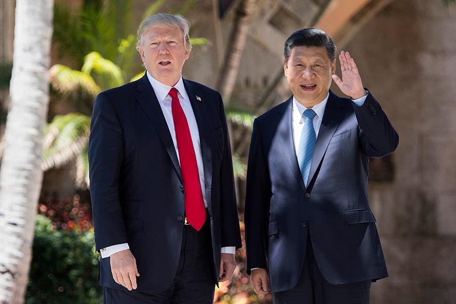 習特同意貿易百日計劃 北韓問題無具體成果