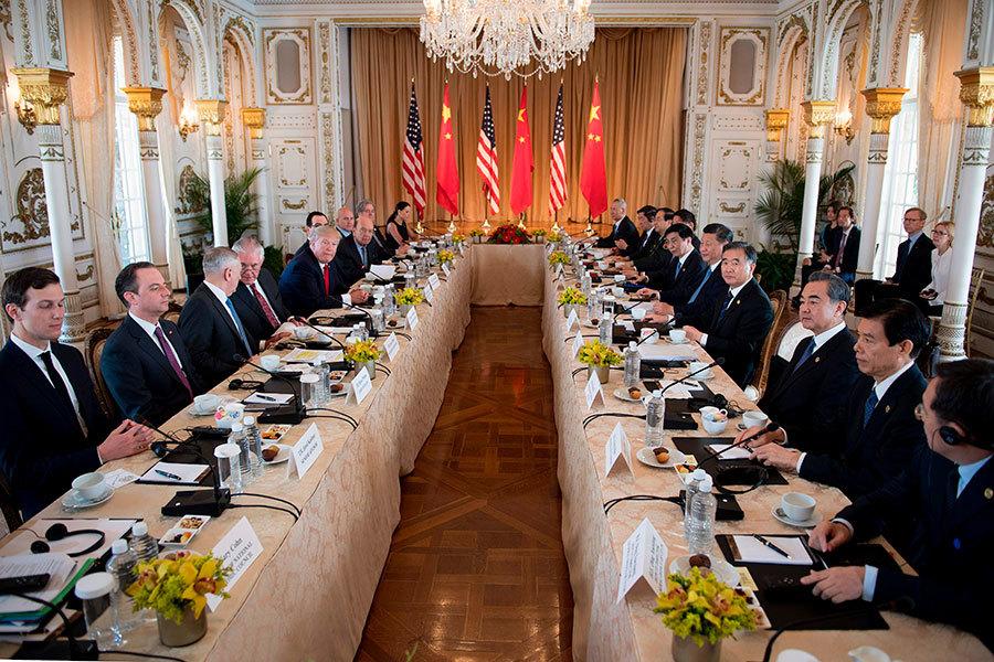 習特會同意百日計劃 商討貿易議題